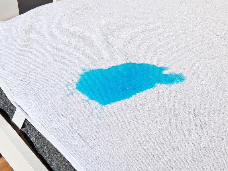 wilson gabor matratzen spannauflage wasserundurchl ssige matratzen auflage kochfest 70 x 140. Black Bedroom Furniture Sets. Home Design Ideas