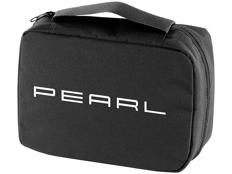 pearl waschtasche kulturtasche zum aufh ngen aufklappbar. Black Bedroom Furniture Sets. Home Design Ideas