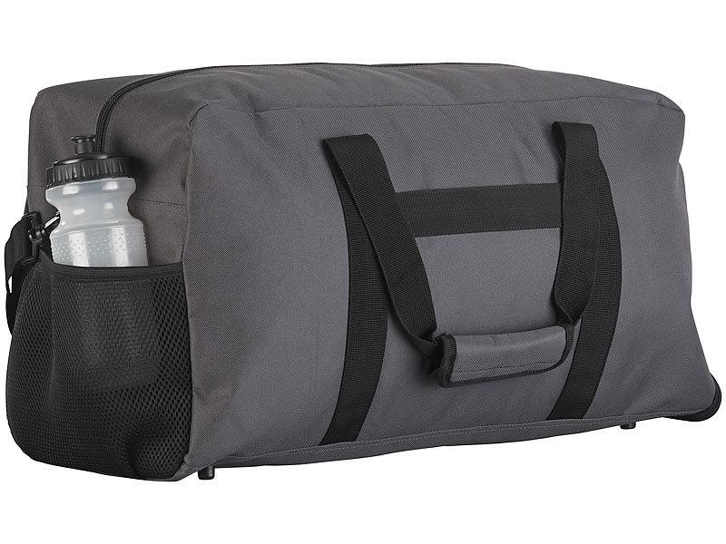 Xcase Tasche mit Naßfach: Sport & Reisetasche, 4