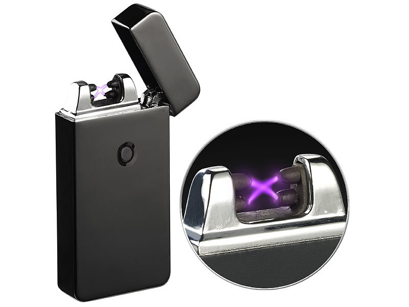 pearl sturmfeuerzeug elektronisches feuerzeug mit. Black Bedroom Furniture Sets. Home Design Ideas
