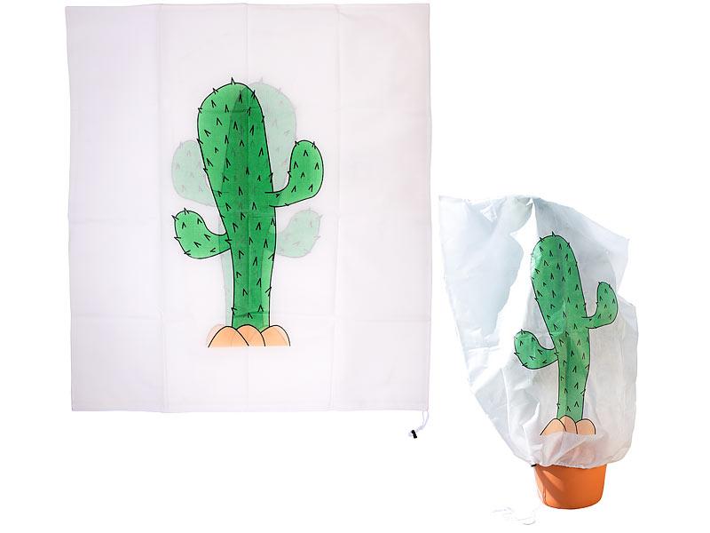 infactory pflanzen vliese winterschutz haube kaktus f r pflanzen 110 x 120 cm pflanzen. Black Bedroom Furniture Sets. Home Design Ideas
