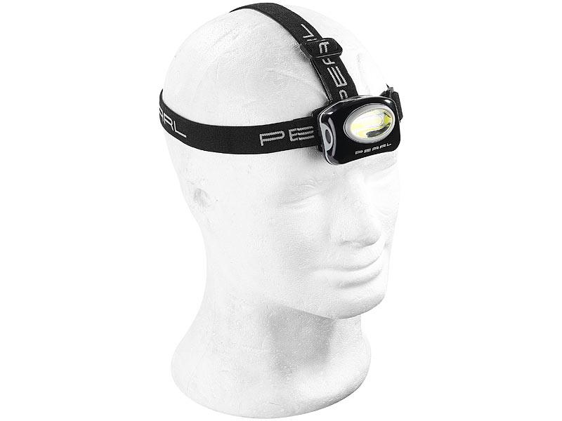 Kopflampe 5 LED Headlamp Kopfleuchte Taschenlampe für Schirmmütze Cap