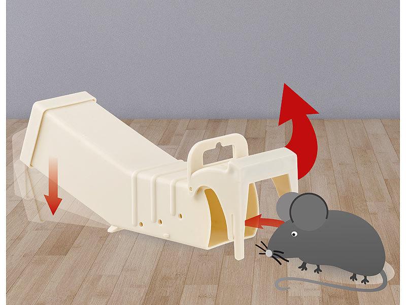 exbuster lebendfalle 10er set tierfreundliche profi lebend mausefallen 16 x 6 5 x 4 7 cm. Black Bedroom Furniture Sets. Home Design Ideas