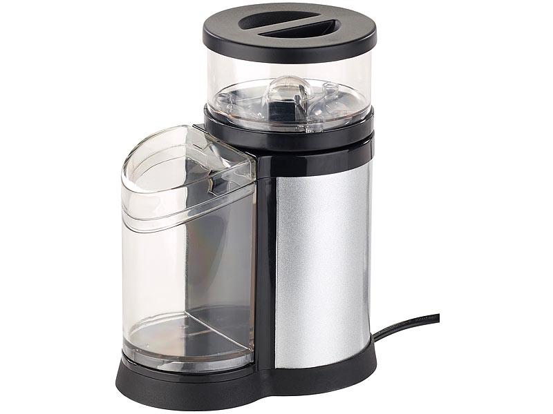 rosenstein s hne elektrische kaffeem hle edelstahl. Black Bedroom Furniture Sets. Home Design Ideas