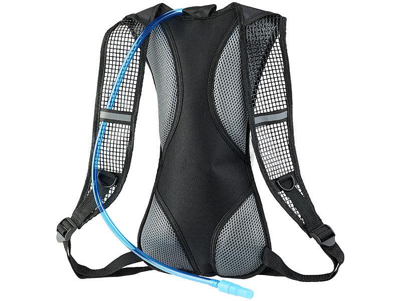 xcase trinkrucksack ultraleichter fahrrad rucksack mit 2. Black Bedroom Furniture Sets. Home Design Ideas