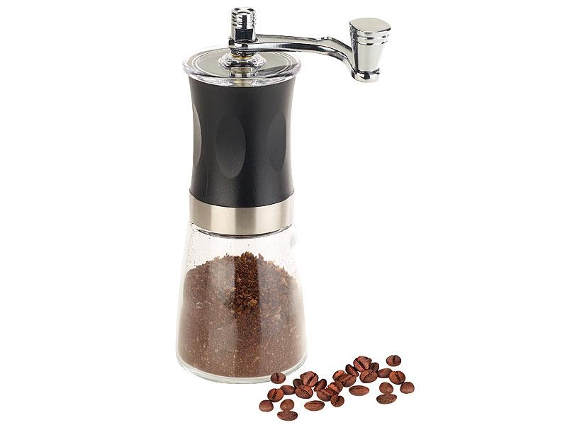 rosenstein s hne manuelle kaffeem hle hand kaffeem hle mit keramik mahlwerk stufenlos. Black Bedroom Furniture Sets. Home Design Ideas
