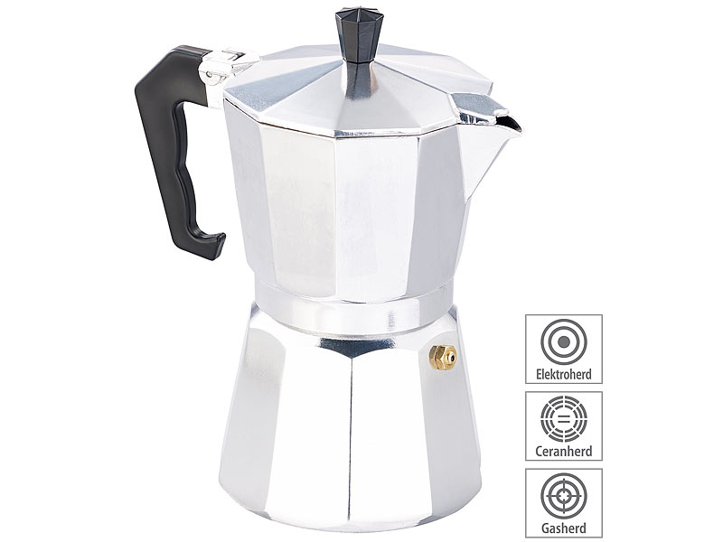 Cafeti�?re italienne 300 ml tous feux sauf induction