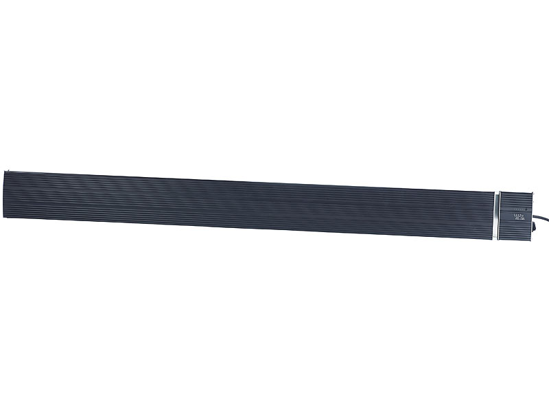 semptec infrarotstrahler profi ir dunkelheizstrahler m timer fernbedienung watt ip65. Black Bedroom Furniture Sets. Home Design Ideas