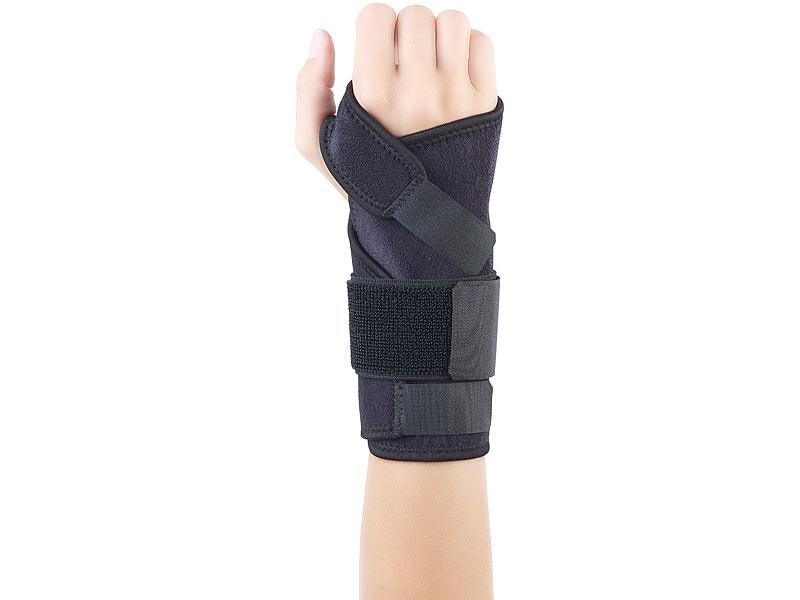 Speeron Handgelenk Bandage: Handgelenk-Stützbandage mit Schiene ...