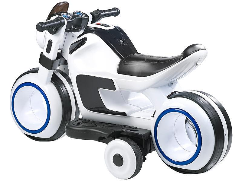 playtastic motorrad kinder futuristisches elektro. Black Bedroom Furniture Sets. Home Design Ideas