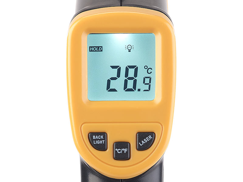 Agt laser thermometer: berührungsloses infrarot thermometer m