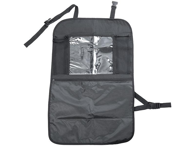Autositztasche Organizer für Rückenlehne NEU 41 x 69 cm PKW Rücksitztasche