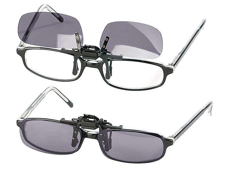 speeron sonnenbrillen clip f r brillentr ger polarisiert. Black Bedroom Furniture Sets. Home Design Ideas