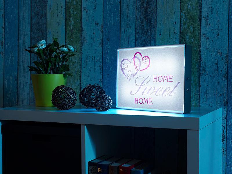 infactory bilderrahmen 3er set led leuchtkasten f r bilder auf folie papier din a4 format. Black Bedroom Furniture Sets. Home Design Ideas