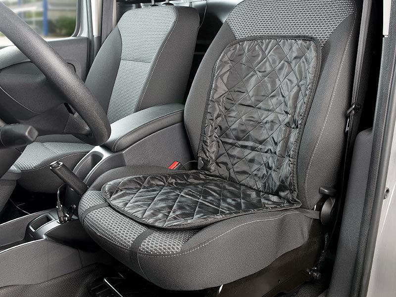 lescars autositzheizung beheizbare universal kfz. Black Bedroom Furniture Sets. Home Design Ideas