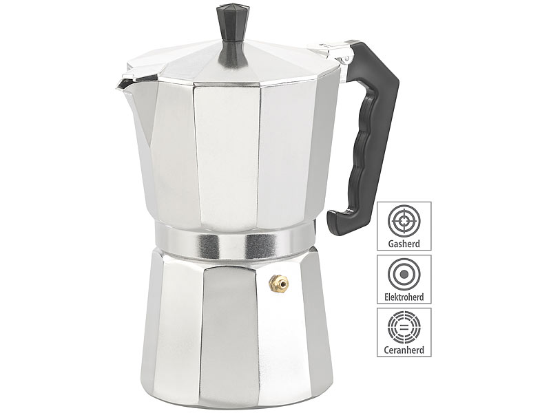Cafeti�?re italienne - 400 ml - Tous feux sauf induction
