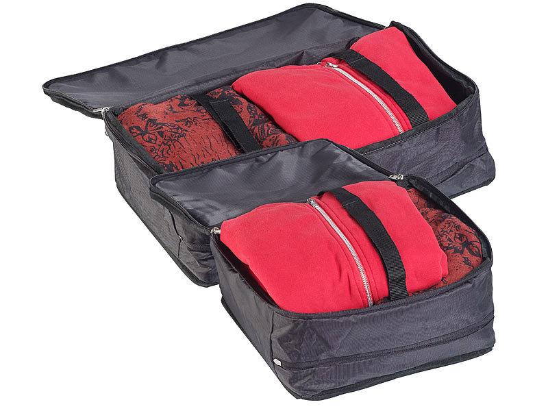 xcase koffer ordnungssysteme xl und xxl koffer organizer. Black Bedroom Furniture Sets. Home Design Ideas