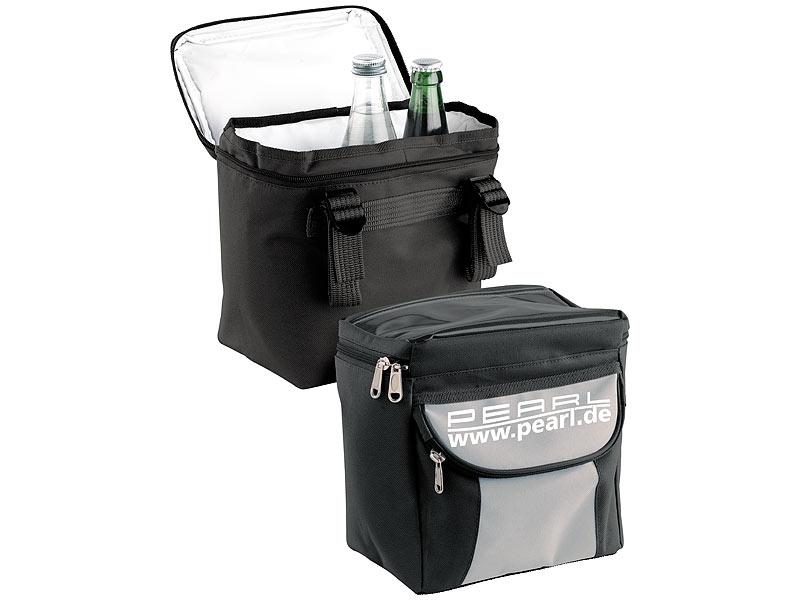 Mini Kühlschrank Pearl : Pearl fahrradkühltasche: kühltasche fürs fahrrad 5 liter 2er set