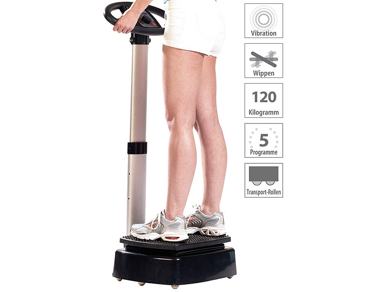 Vibrations-Home-Trainer WBV-420.H
