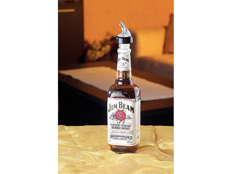 Flaschen korken ausgießer Schnaps Ausgießer Protionierer Dosierer Öl Verschluss