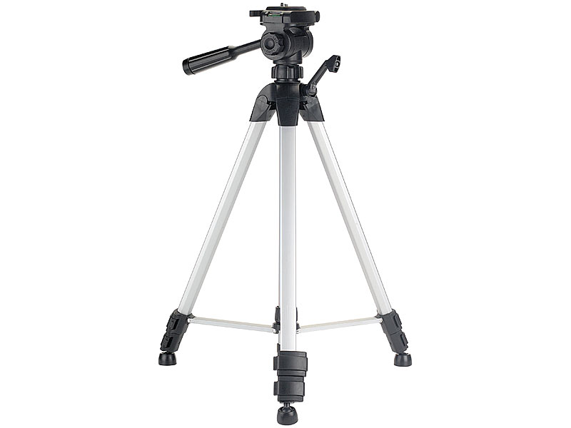 Somikon dreibein kamera stative: profi alu stativ für photo und