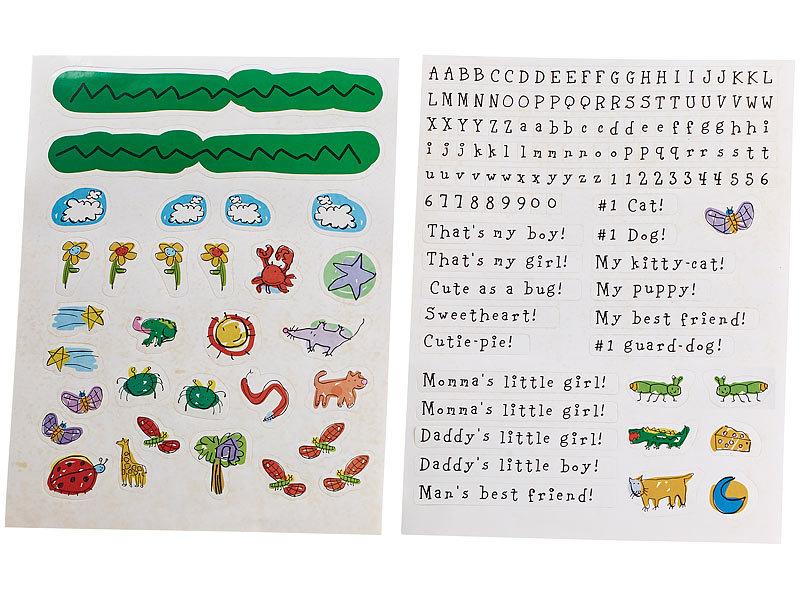 Your Design Gipsabdruck-Bilderrahmen: Großer Baby-Hand- und ...