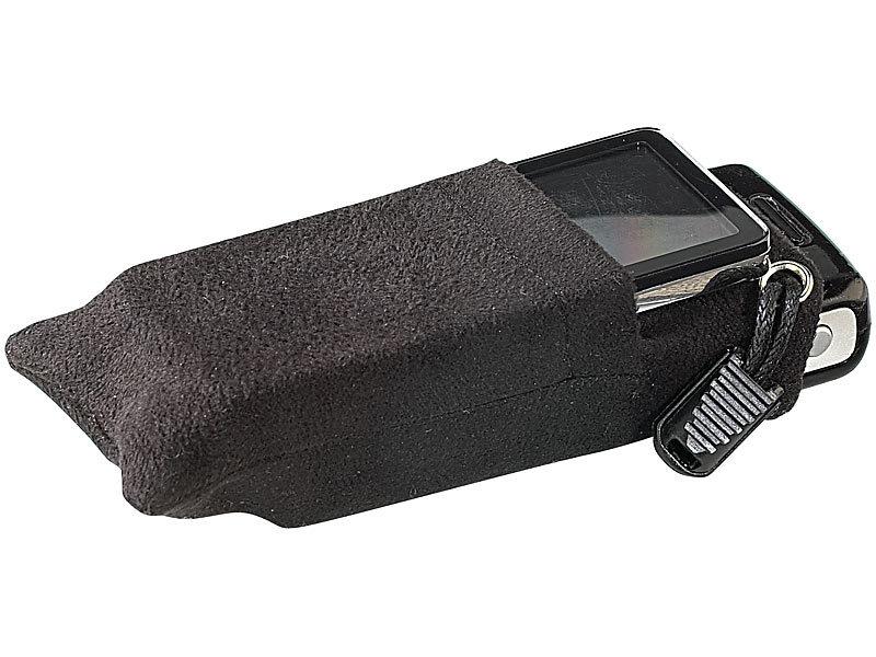 xcase mikrofaser tasche f r ipod handy mp3 player gr e s. Black Bedroom Furniture Sets. Home Design Ideas