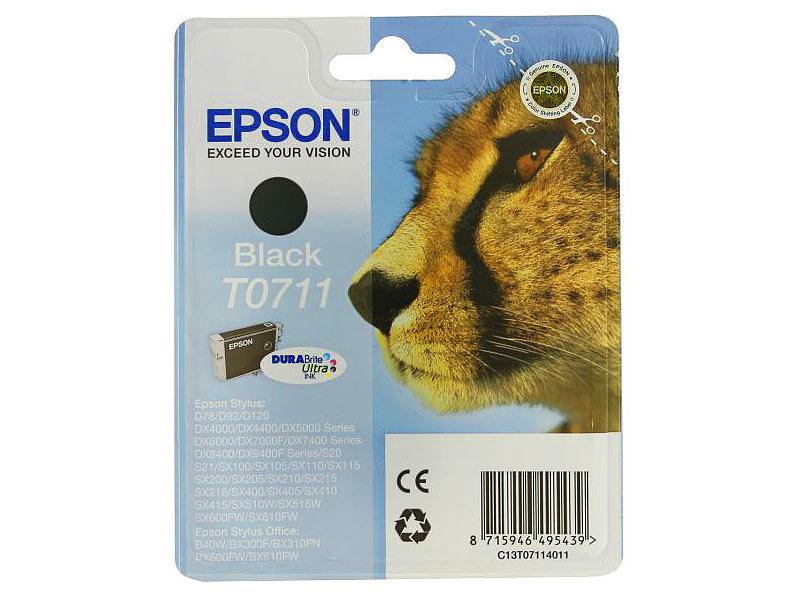 epson original tintenpatrone t07114010 black. Black Bedroom Furniture Sets. Home Design Ideas