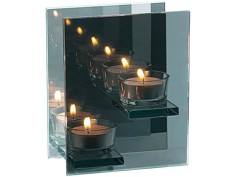 teelichthalter glas preisvergleich die besten angebote. Black Bedroom Furniture Sets. Home Design Ideas