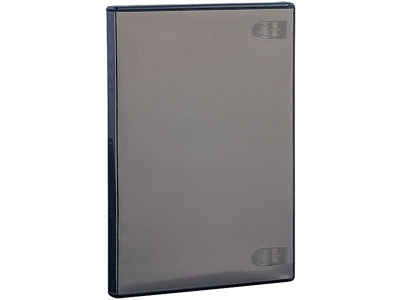 pearl cd leerh llen 50 dvd cd soft h llen schwarz cd dvd boxen. Black Bedroom Furniture Sets. Home Design Ideas