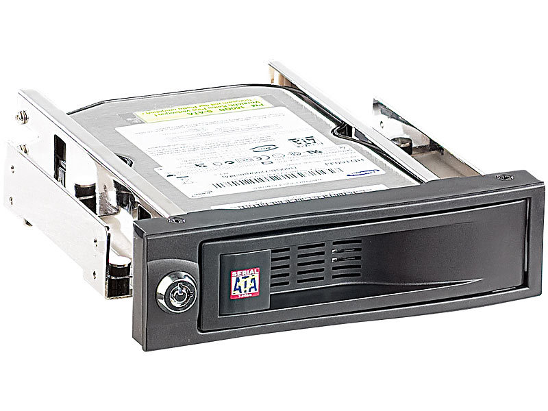 Rack mobile pour HDD SATA 3,5
