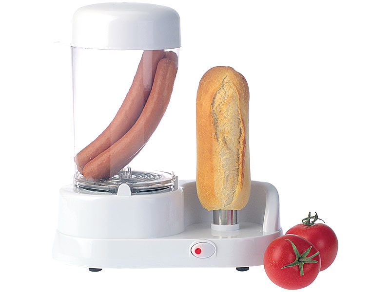 rosenstein s hne hot dog maschine hotdog maker mit. Black Bedroom Furniture Sets. Home Design Ideas