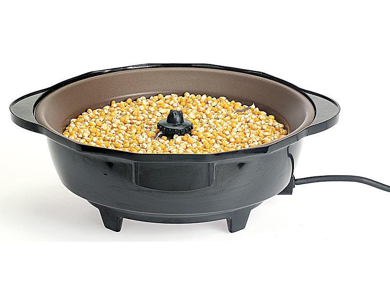 rosenstein s hne popcornmaschinen profi popcorn maschine show f r zu hause popkorn maschinen. Black Bedroom Furniture Sets. Home Design Ideas