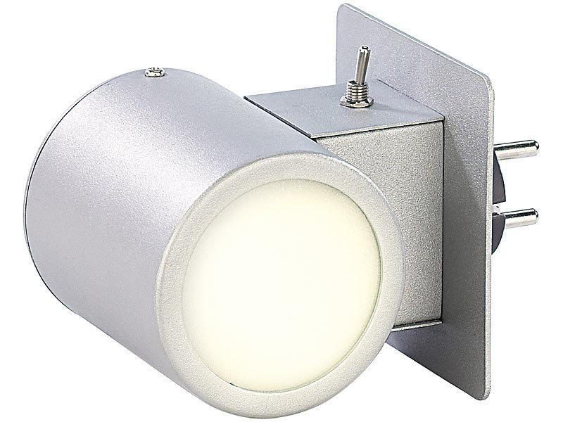 britesta steckdosen leuchte easy mit osram halogenlampe g9 25w. Black Bedroom Furniture Sets. Home Design Ideas