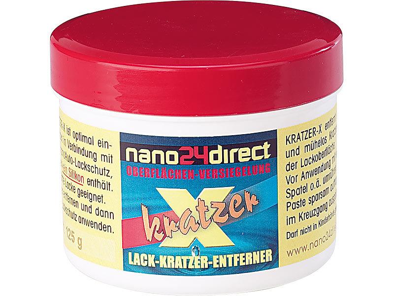 nano kratzer x lack kratzer entferner 125 g dose. Black Bedroom Furniture Sets. Home Design Ideas