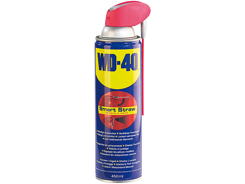 wd 40 multifunktions spray smart straw 500ml. Black Bedroom Furniture Sets. Home Design Ideas