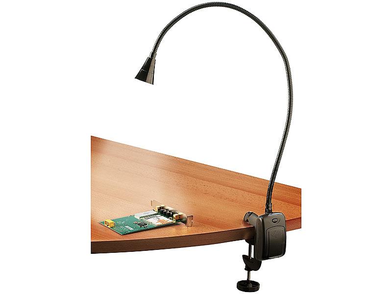 lunartec flexible led leuchte led grill bbq arbeits. Black Bedroom Furniture Sets. Home Design Ideas