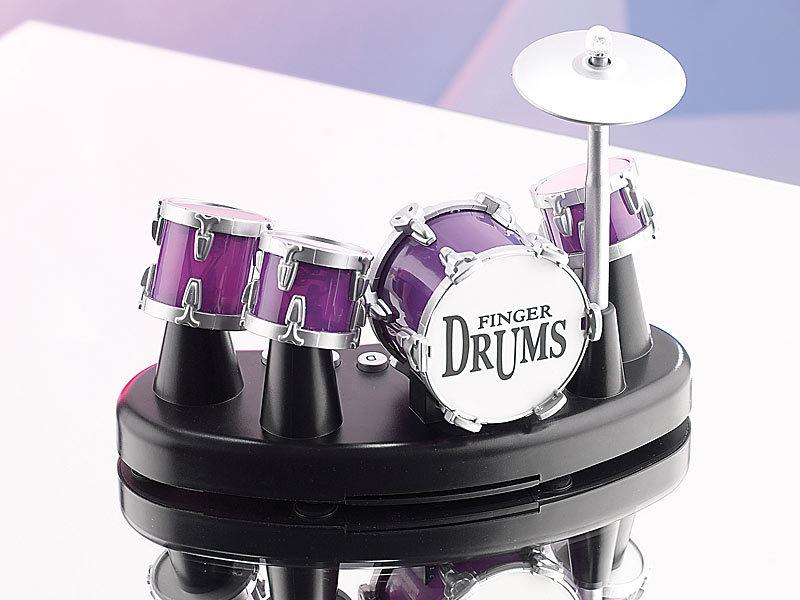 Teddys Mini Schlagzeug Musikmatte