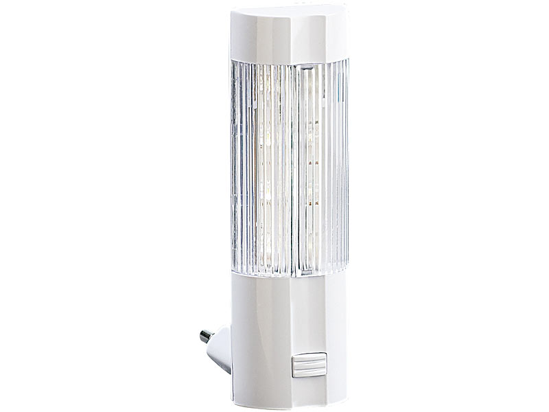 lunartec notlicht stromsparendes led nachtlicht f r. Black Bedroom Furniture Sets. Home Design Ideas