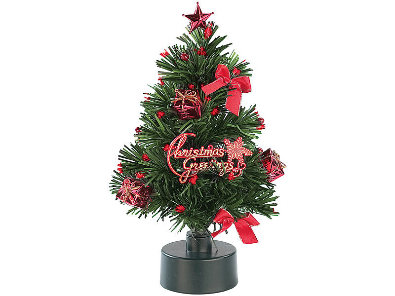 pearl weihnachtsbaum f rs auto led weihnachtsbaum mit glasfaser farbwechsler mini. Black Bedroom Furniture Sets. Home Design Ideas