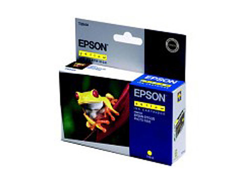 epson original tintenpatrone t05444010 yellow. Black Bedroom Furniture Sets. Home Design Ideas