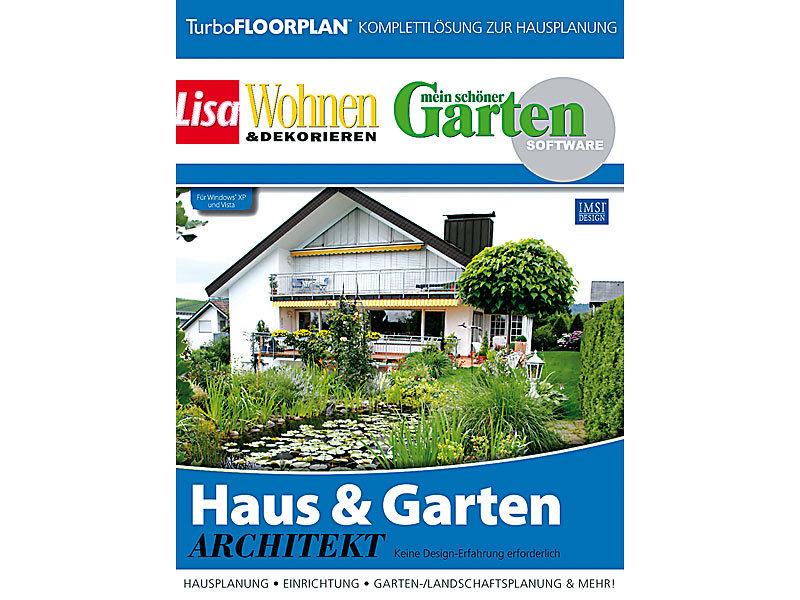 CAD: IMSI Lisa Haus U0026 Gartenarchitekt (Planer) Bild 1