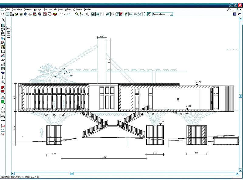 arcon visuelle architektur