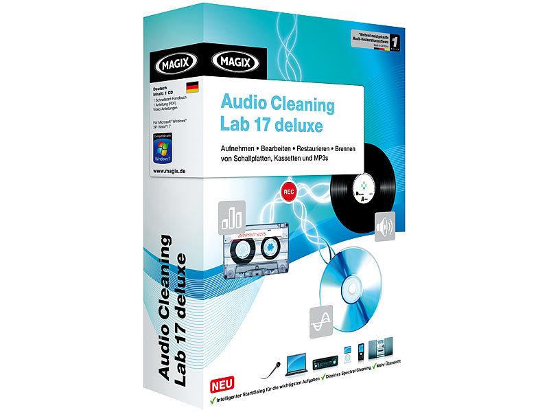 MAGIX Audio Cleaning Lab 17 deluxe