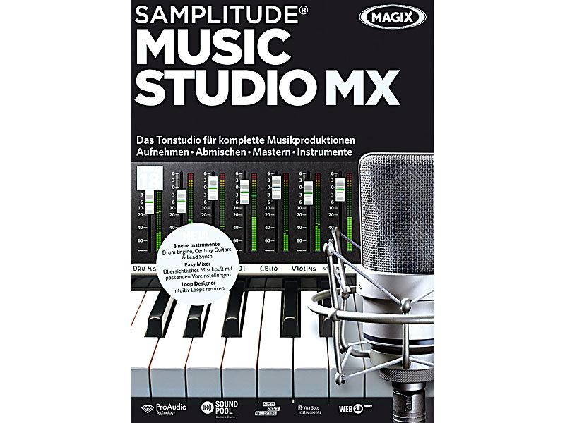 Samplitude music studio mx key generator