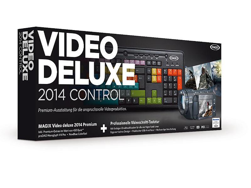 magix video deluxe 2014 control. Black Bedroom Furniture Sets. Home Design Ideas