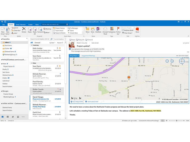 Microsoft Software Office: Office 365 Personal 1 Jahresabonnement (1 ...