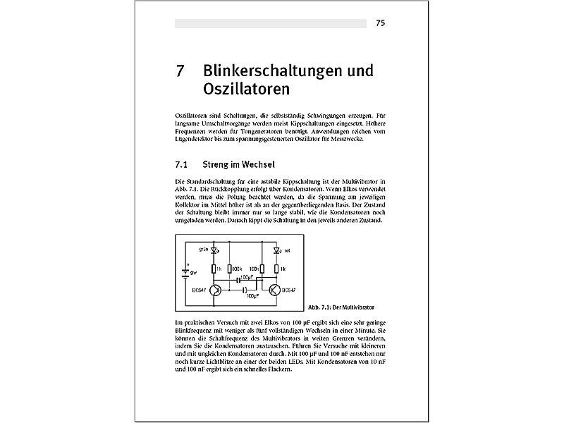 FRANZIS Elektrobausatz: Das Franzis Lernpaket Elektronik (Baukasten ...
