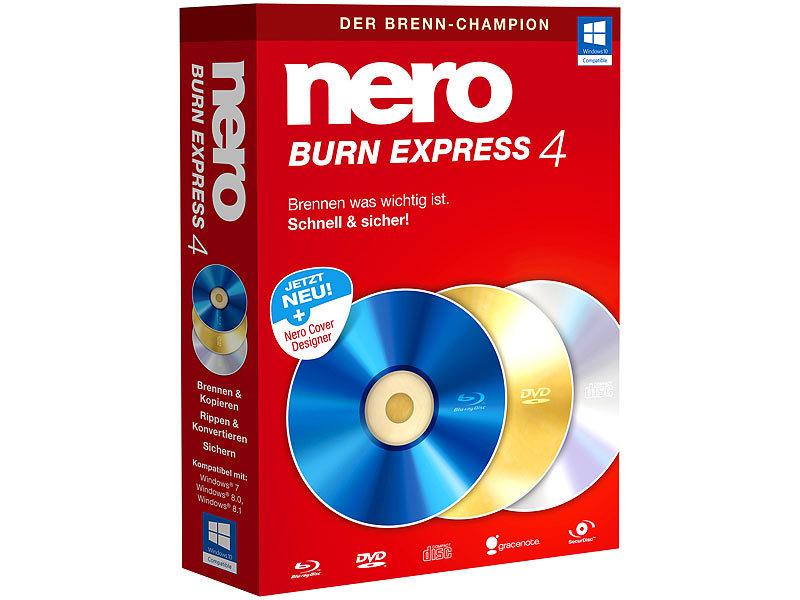 nero burn express 4. Black Bedroom Furniture Sets. Home Design Ideas
