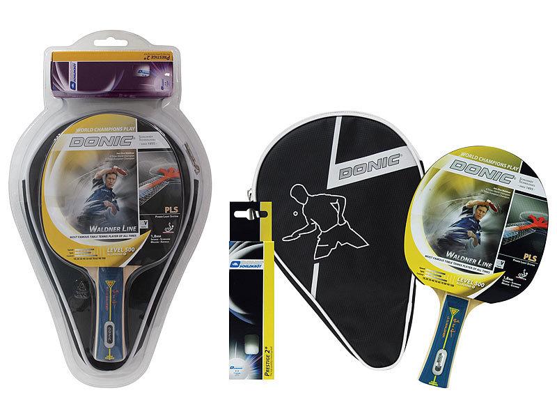 Donic profi tischtennisschläger waldner level 500 3